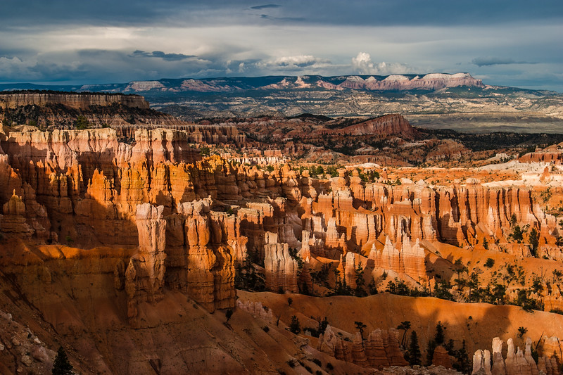 Passing Storm, Bryce Canyon