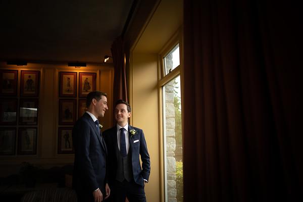 2021.08.20 Tony & Brendan