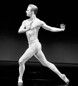 Pacific NW Ballet - Jerome Robbins Male solos - Works and Process