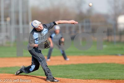 Cascade vs Avon HC Tournament Baseball 4-17-15