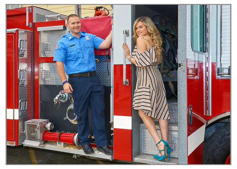 BRITNI AND MIKE'S FIRE AND RESCUE - FEBRUARY 18, 2018