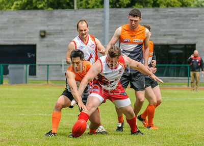 Greater Glasgow Giants v Edinburgh Bloods