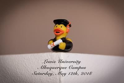 Lewis University Graduation (2018)