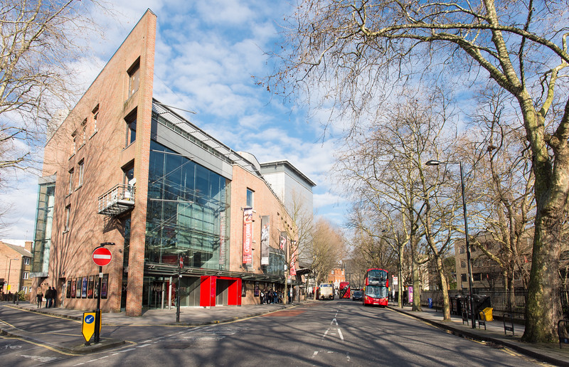 Sadler's Wells Theatre in Islington