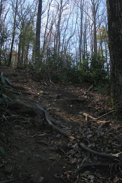 Little Table Rock Trail -- 2,700'
