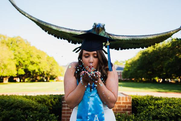 Anna Graduation