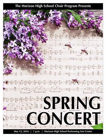 Spring Concert - 2016