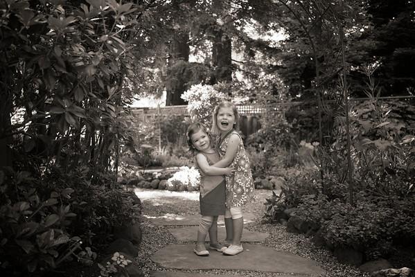 Maddie & Lyla: Grandma's Garden