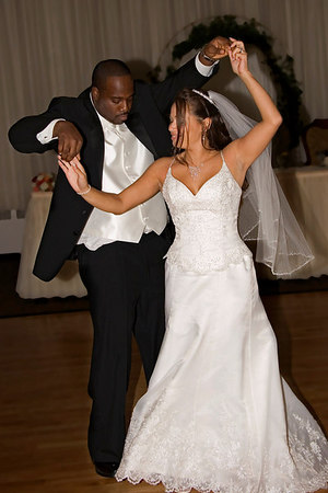 Janet & Marcus Reception