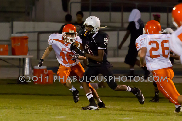 Boone JV Football #16- 2011