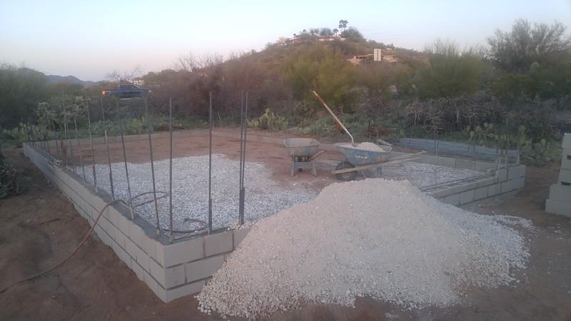 Garage Build 2019