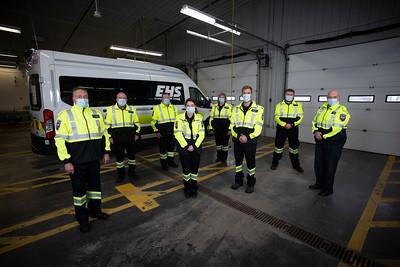 EHS Medical Transport Service Group