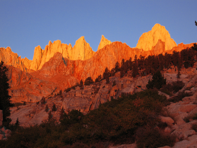 more alpenglow