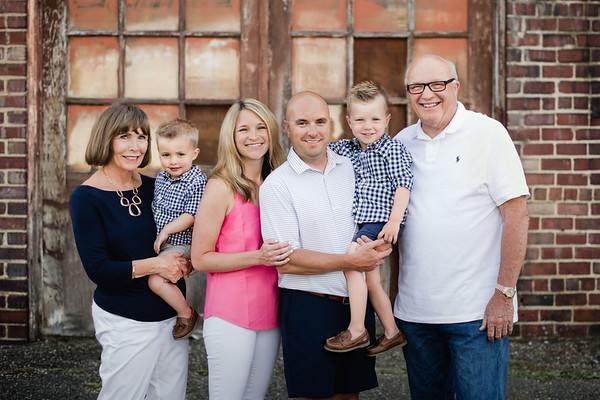 The Boothe family
