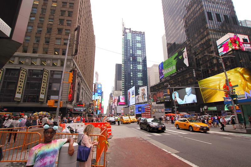 Time Square N.Y.C