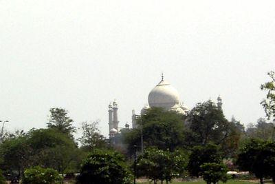 Taj Mahal 2005