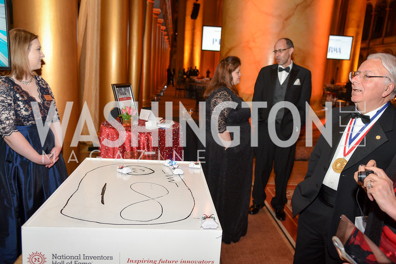 Dr. Federico Faggin National Inventors Hall of Fame, Induction at the National Building Museum, May 3, 2018-9086.JPG
