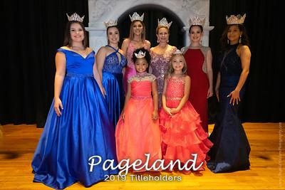 Miss Pageland 2019