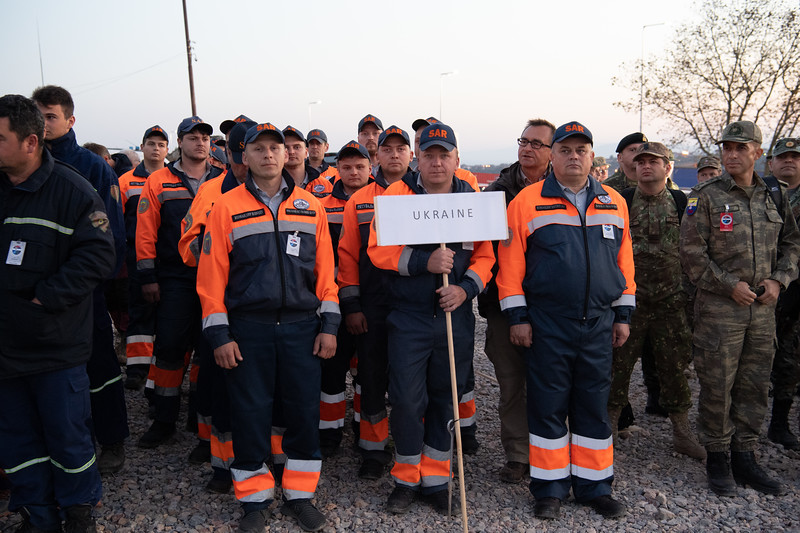 EADRCC Consequence Management Field Exercise SRBIJA 2018