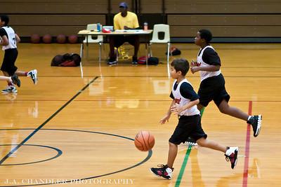 YMCA Basketball 2011 Game 3