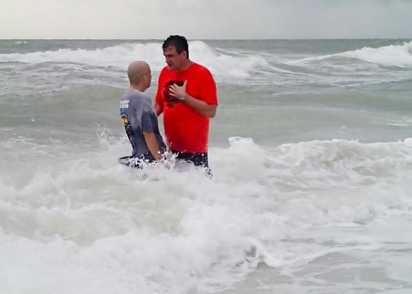6/30 -Baby Dedication & Baptisms