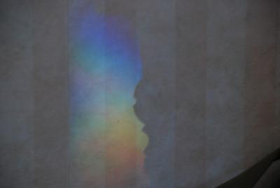 2012 09 09: Rainbow Shadows, Home
