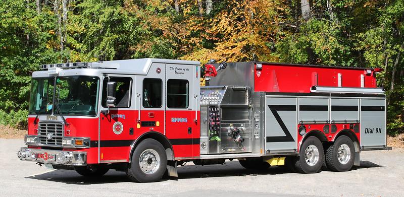 Engine 3   2014 HME / Ahrens Fox   2000 / 3000