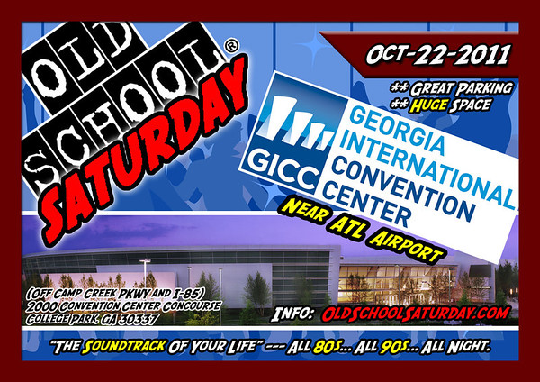 OSS @ Georgia International Convention Center ::: ATL, GA, USA [Oct-22-2011]