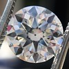 2.25ct Transitional Cut Diamond GIA J VS1 8