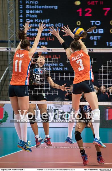 Olanda-Thailandia [NLD-THA] #FIVBGrandPrix