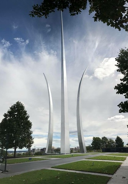 Iwo Jima, Air Force Memorials Oct 2017
