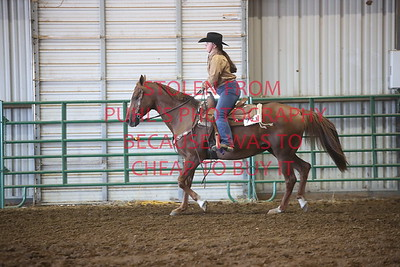 Class 10 Ranch Horse - 17 & Under