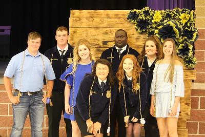 Center High School FFA hosts Annual Banquet