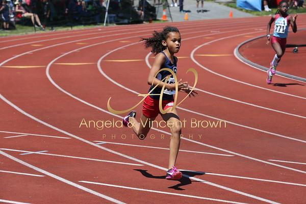 2017 AAU DistQual: 10 Girls 200m