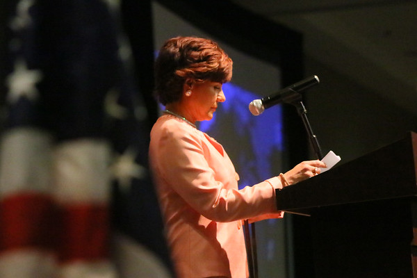 Saluting Women Veterans at the Benton Convention Center