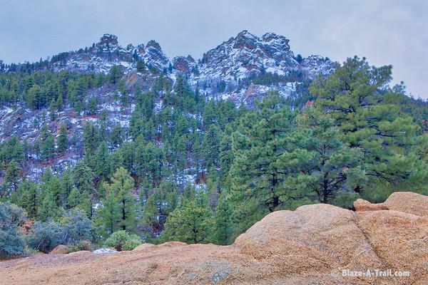 Hualapai Mountains (Kingman, Arizona)