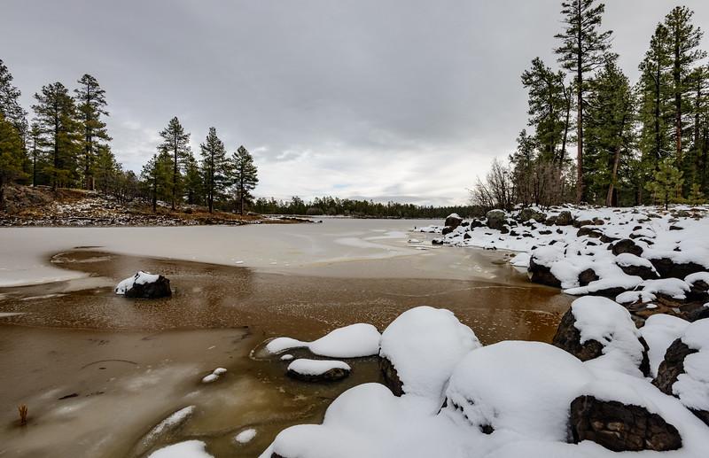Whitehorse Lake, Arizona