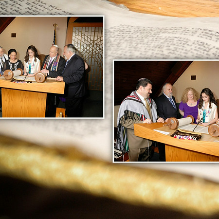 Bar & Bat Mitzvah Album Samples