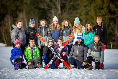 2018-01-11 Telstar Nordic & Alpine Team Photos