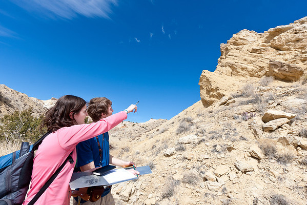 2011 Spring Break Geology Trip to New Mexico