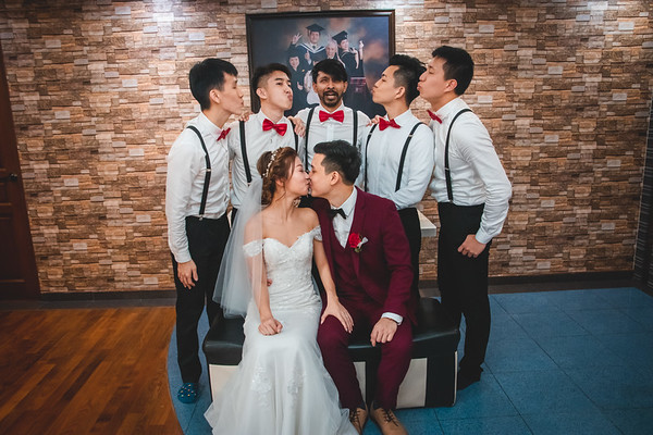 Wei Yu & Wei Min Wedding 2