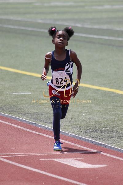 Dev3: 8 & Under Girls 800m