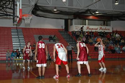 Boys JV Basketball - 1/6/2006 Orchard View JG