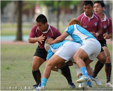 2012大專盃15s-甲組-長榮大學vs台灣體院(CJU vs NTCPE)
