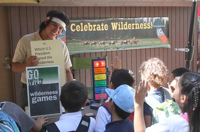 Wilderness Games