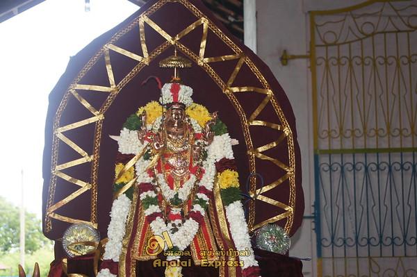 அனலை-புளியந்தீவு சிவன் கோவில் வேட்டைத்திருவிழா-02-09-2017