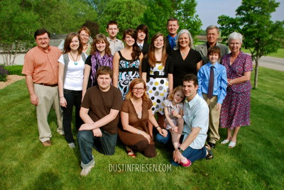 B. Friesen Family '09