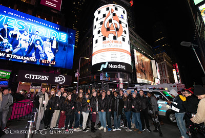 2018-11-10 Rushes from Times Square Visit