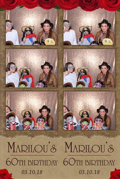Marilou's Birthday (03/10/18)