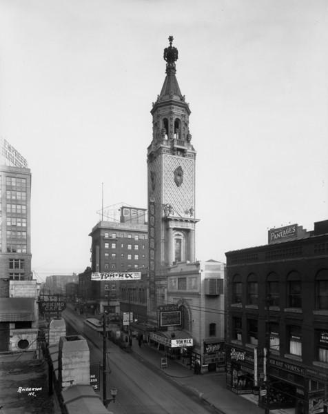 Pantages Theatre Kansas City, Mo